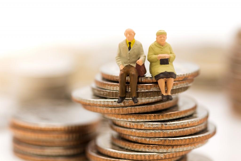 retirement money concept