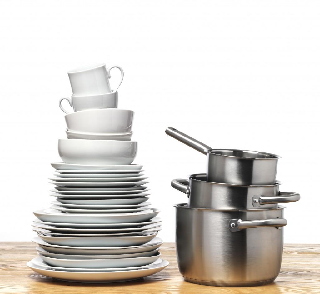 aluminum kitchen set