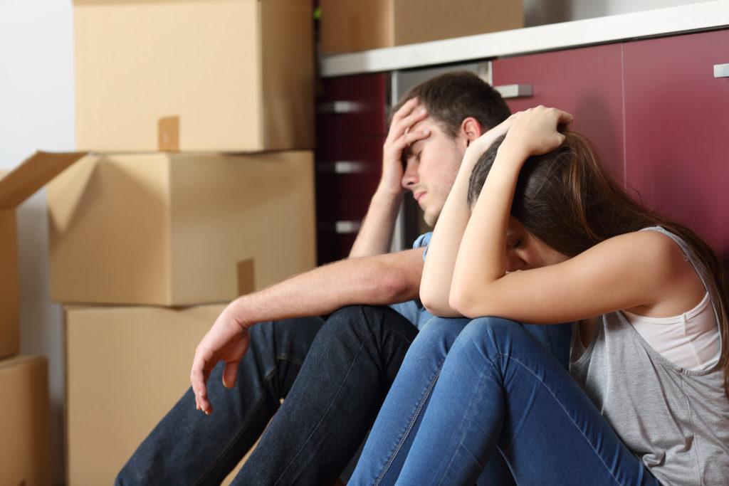 bankrupt couple